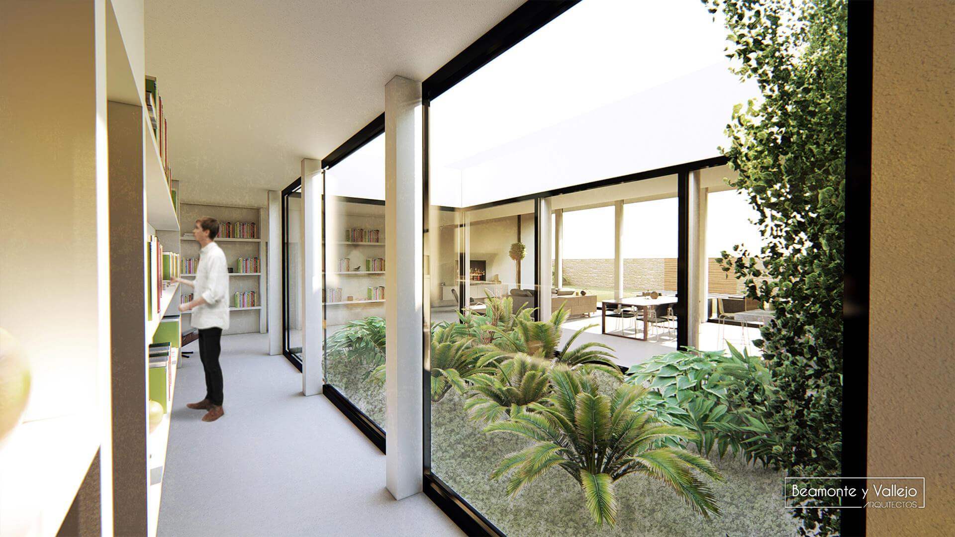 Beamonte y Vallejo arquitectos - Passivhaus El Zorongo, 5