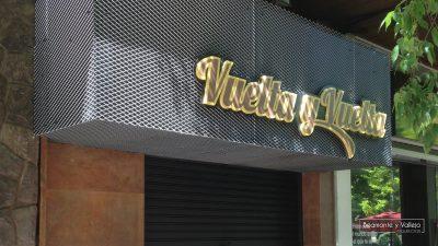 Beamonte y Vallejo arquitectos - Vuelta y Vuelta, 1