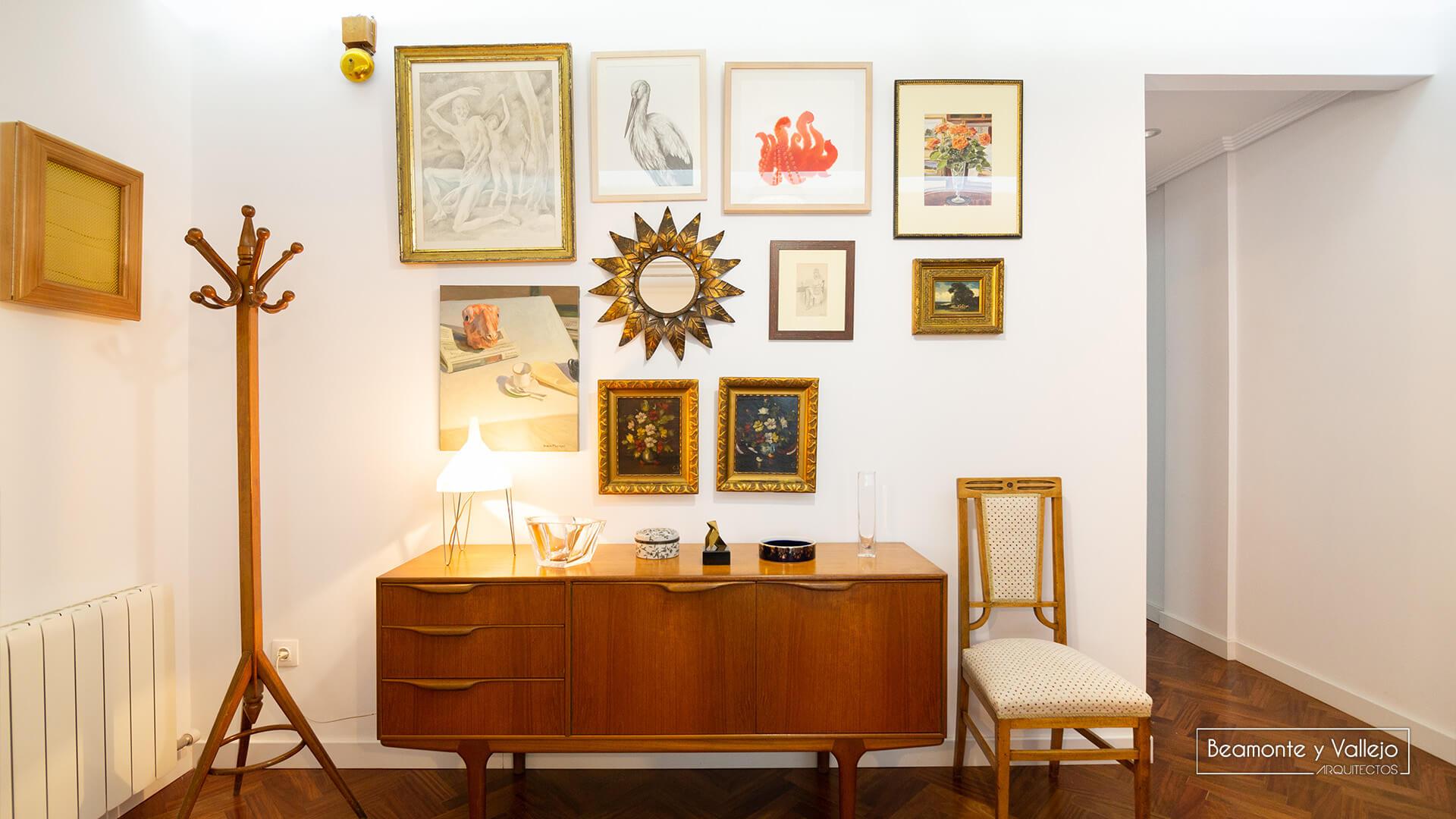 Beamonte y Vallejo arquitectos - Conde Aranda 78, 1