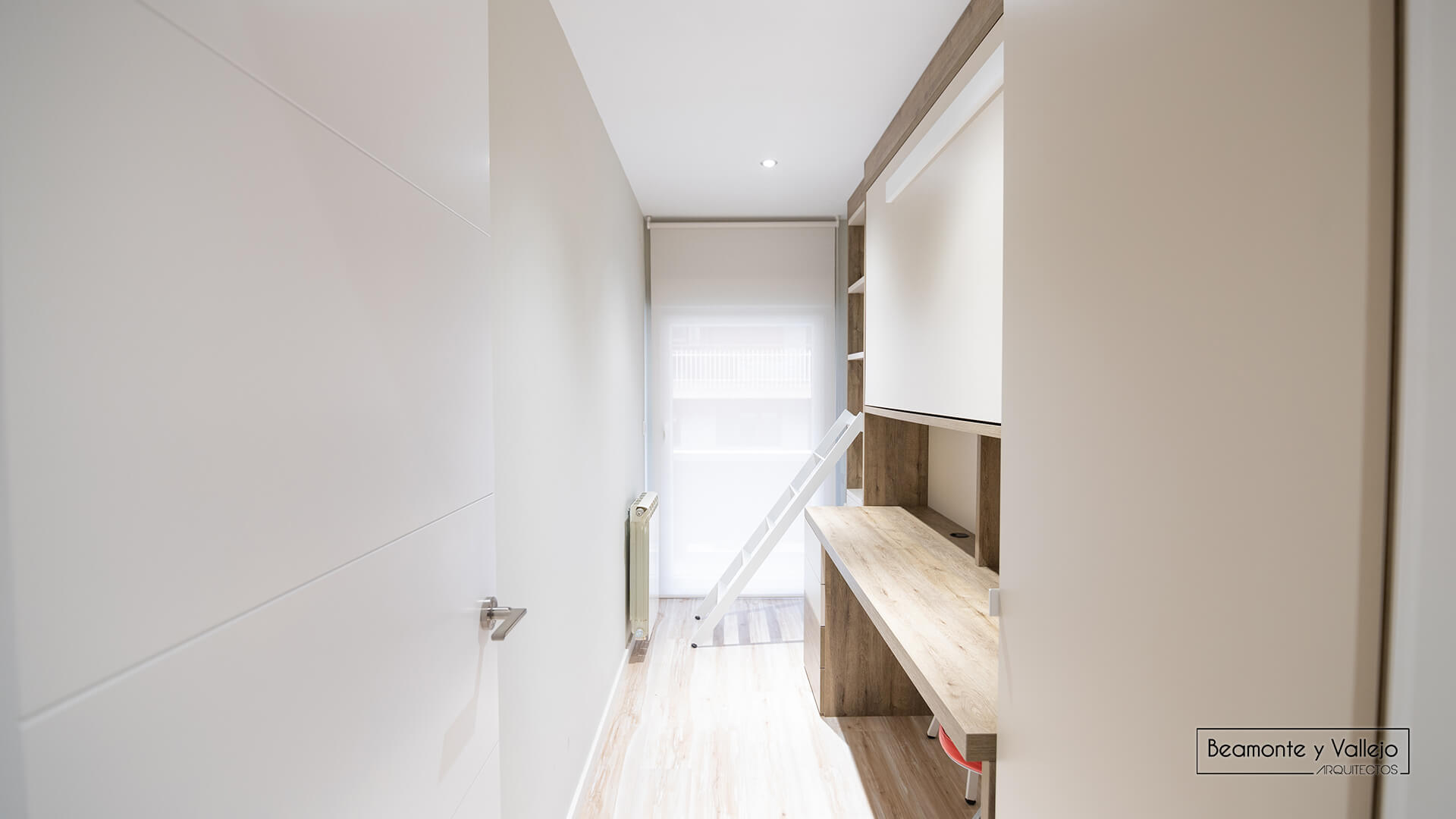 Beamonte y Vallejo arquitectos - Andres Gurpide 12, 3
