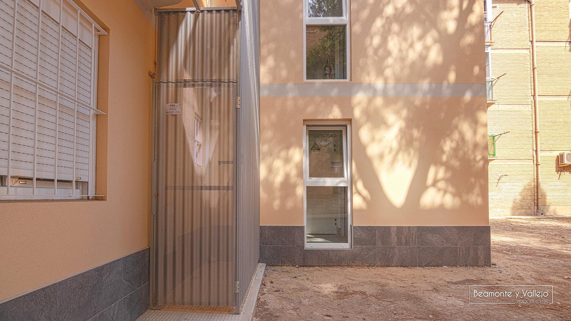 Beamonte y Vallejo arquitectos - Rehabilitación energética valle de pineta - 14