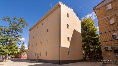 Beamonte y Vallejo arquitectos - Rehabilitación energética valle de pineta - 17