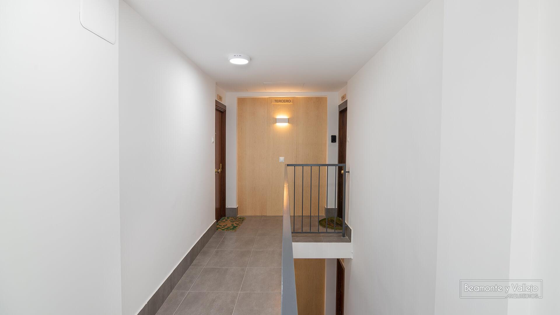Beamonte y Vallejo arquitectos - Rehabilitación energética valle de pineta - 9