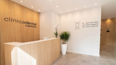 Beamonte y Vallejo arquitectos - Clínica Dental Ruiseñores 10