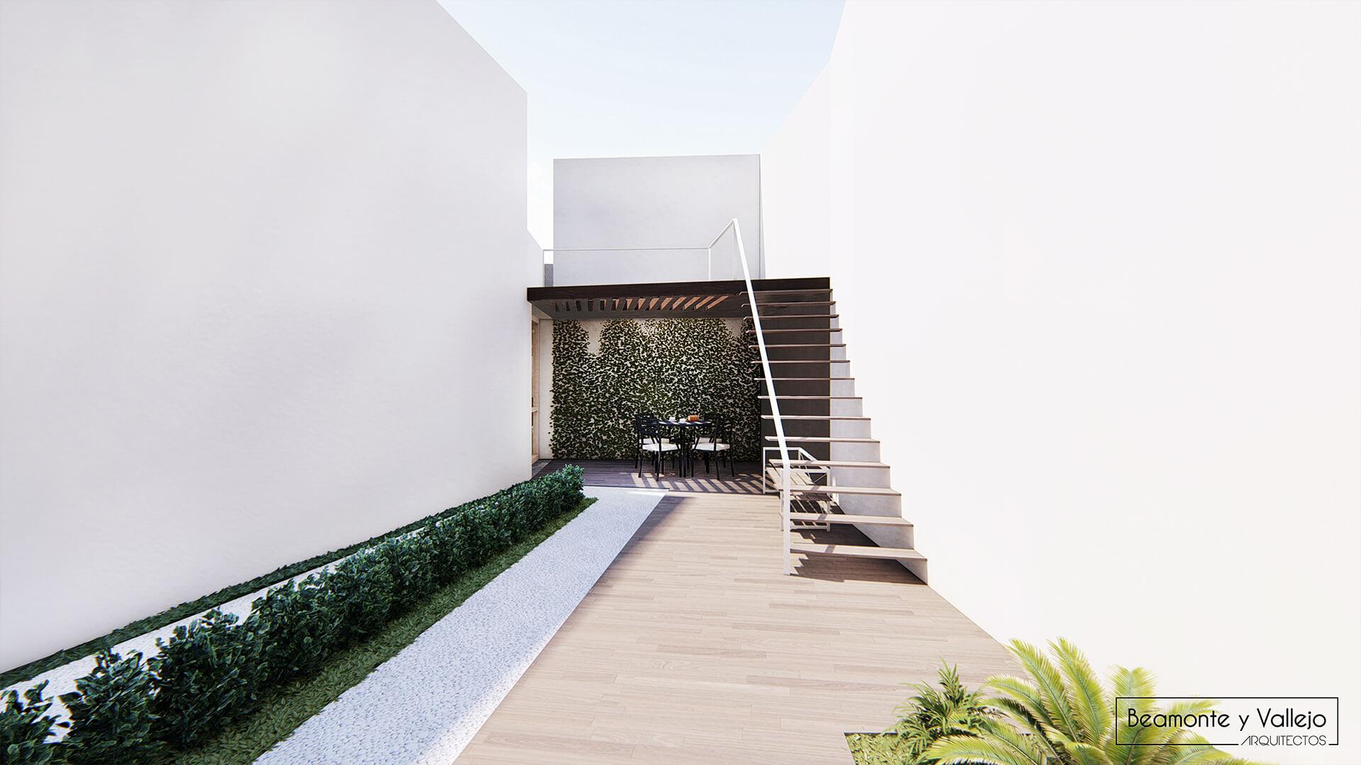 Beamonte y Vallejo Arquitectos - Passivhaus Leciñena 4