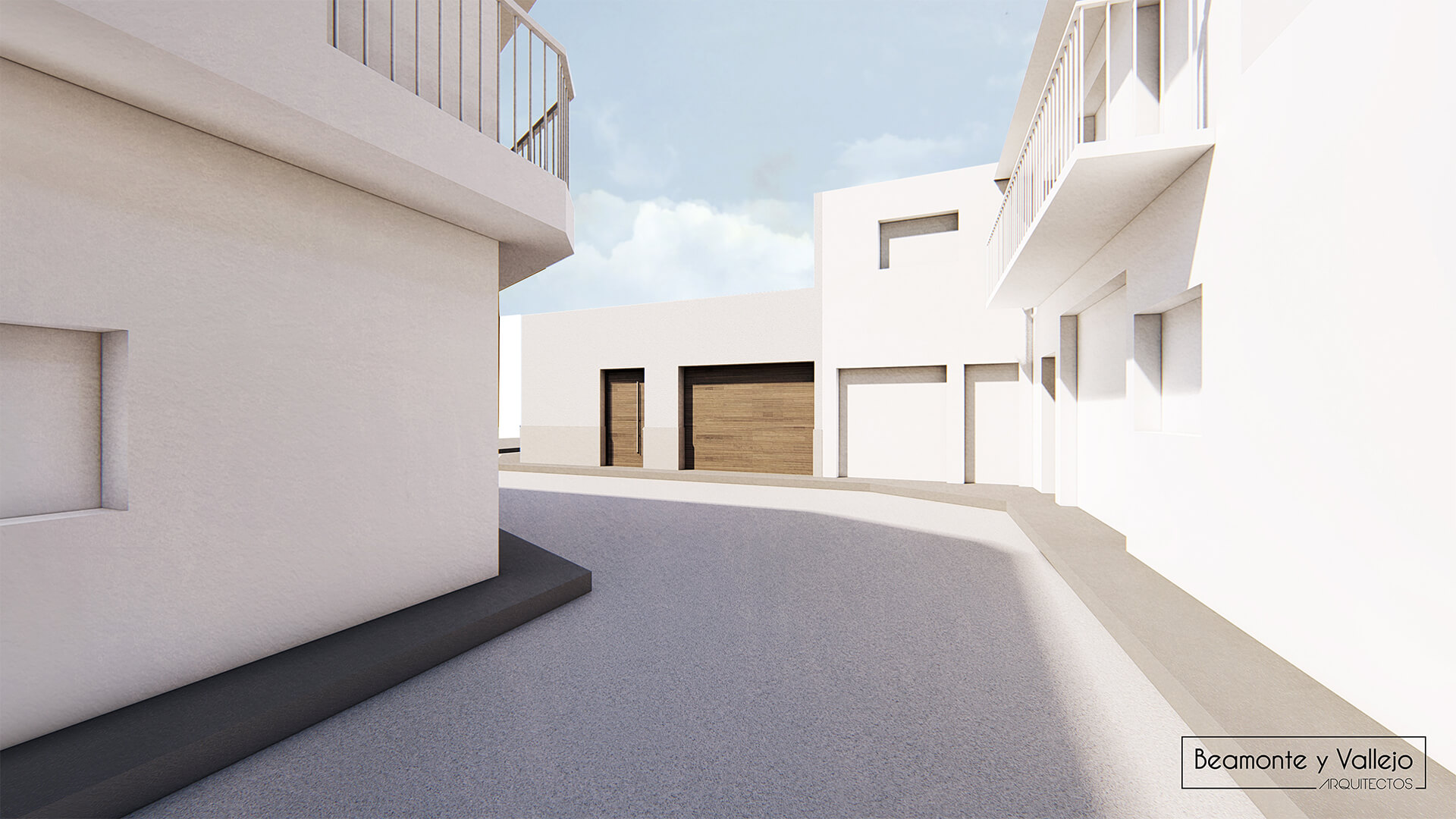 Beamonte y Vallejo Arquitectos - Passivhaus Leciñena 7