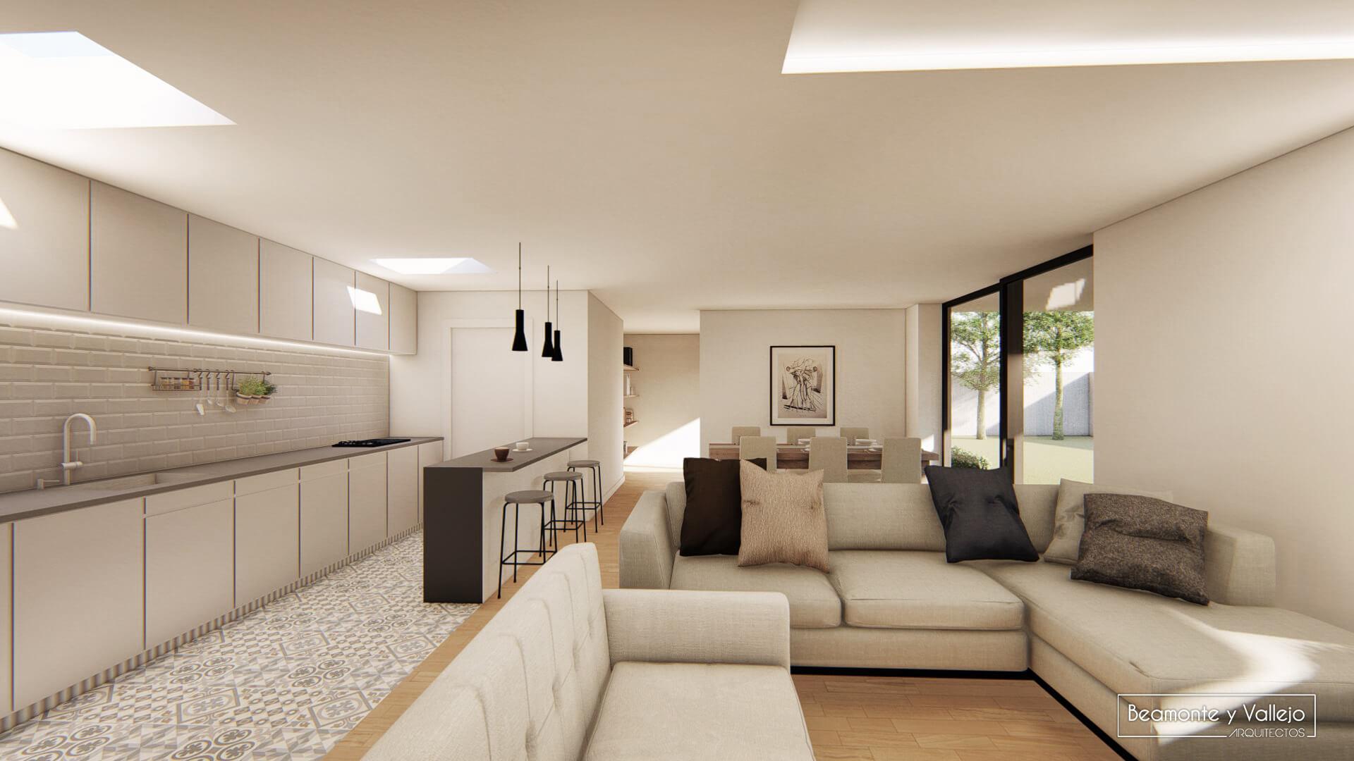 Beamonte y Vallejo Arquitectos - Passivhaus Pradejón 2