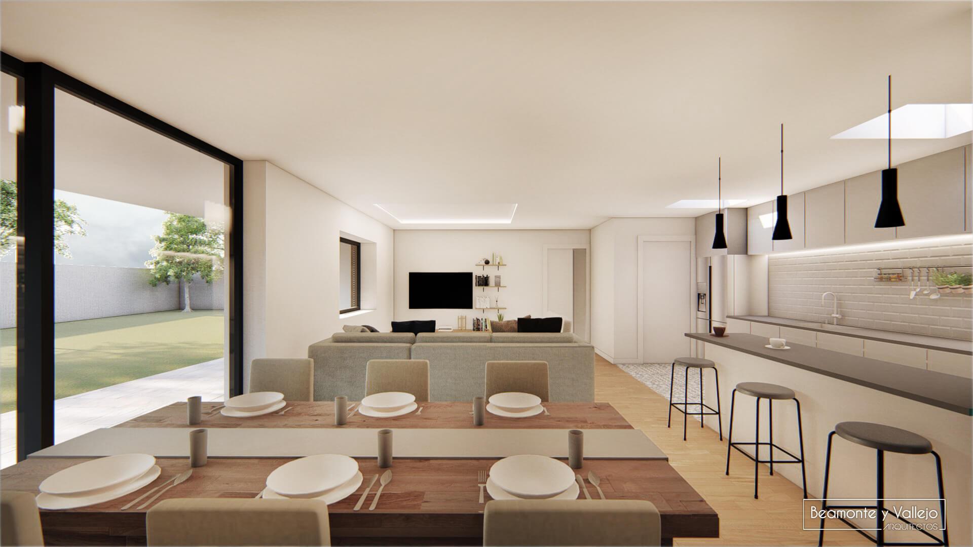 Beamonte y Vallejo Arquitectos - Passivhaus Pradejón 3