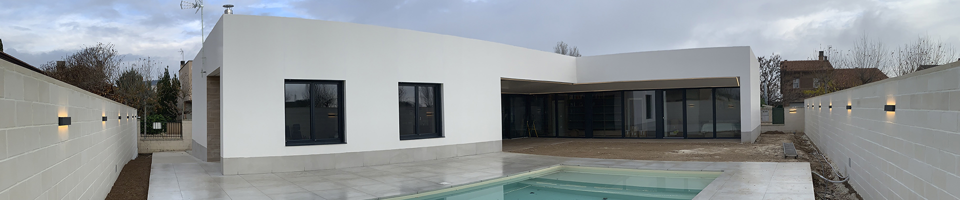 Beamonte y Vallejo Arquitectos - Passivhaus Utebo certificada