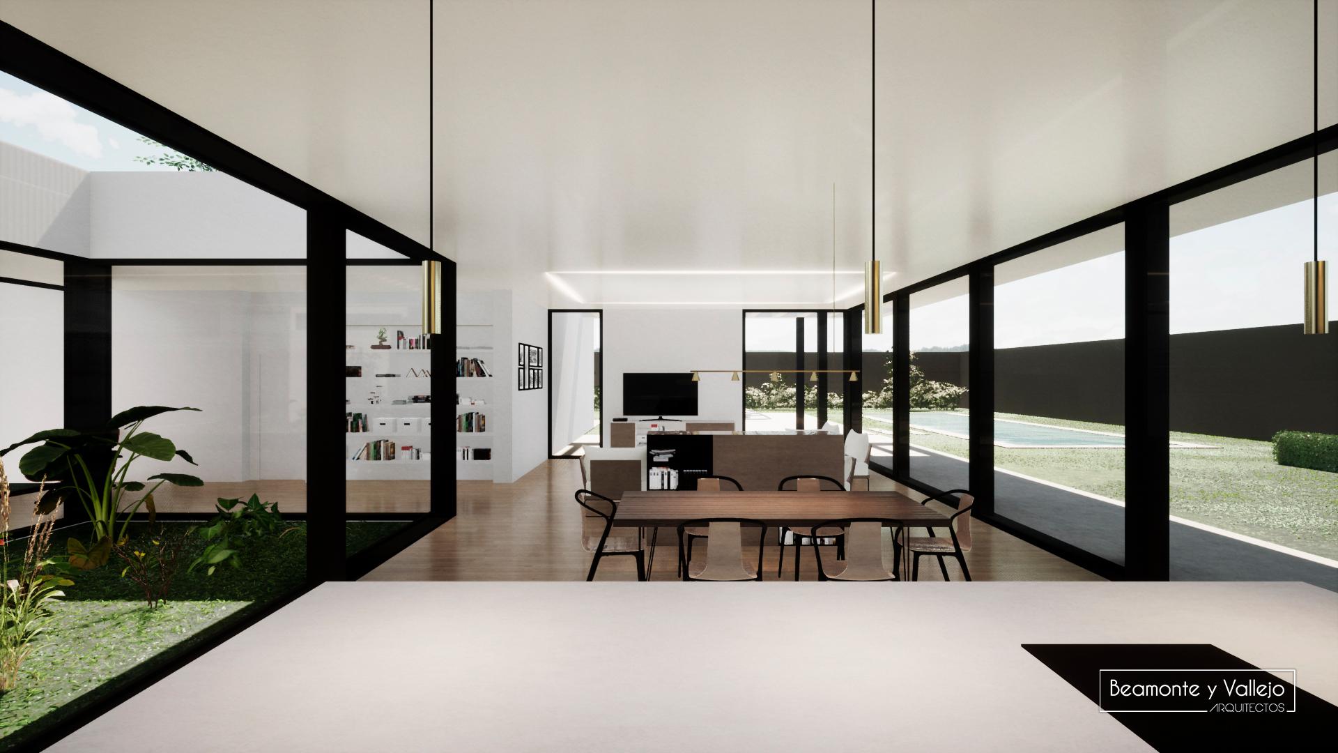 Beamonte y Vallejo Arquitectos - Passivhaus Zorongo I - 1
