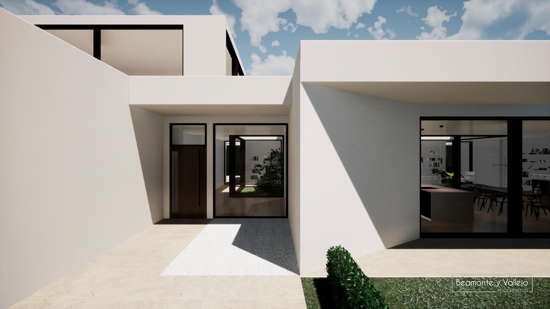 Beamonte y Vallejo Arquitectos - Passivhaus Zorongo I - 3