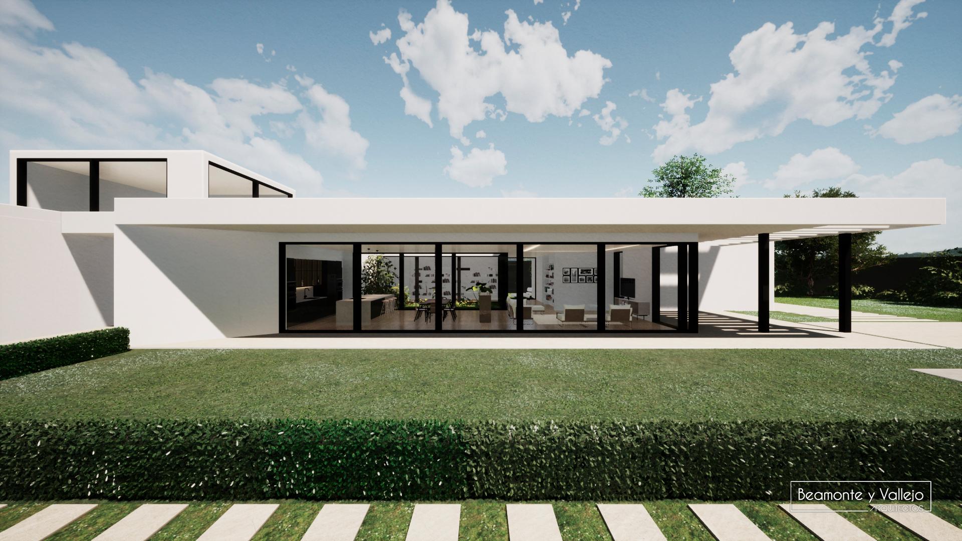 Beamonte y Vallejo Arquitectos - Passivhaus Zorongo I - 4