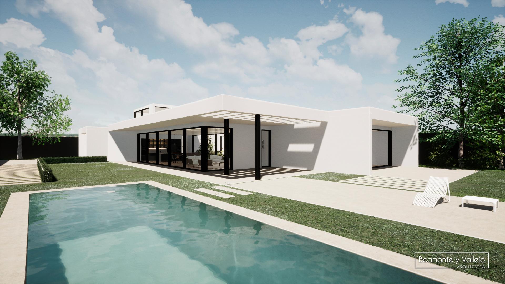 Beamonte y Vallejo Arquitectos - Passivhaus Zorongo I - 5