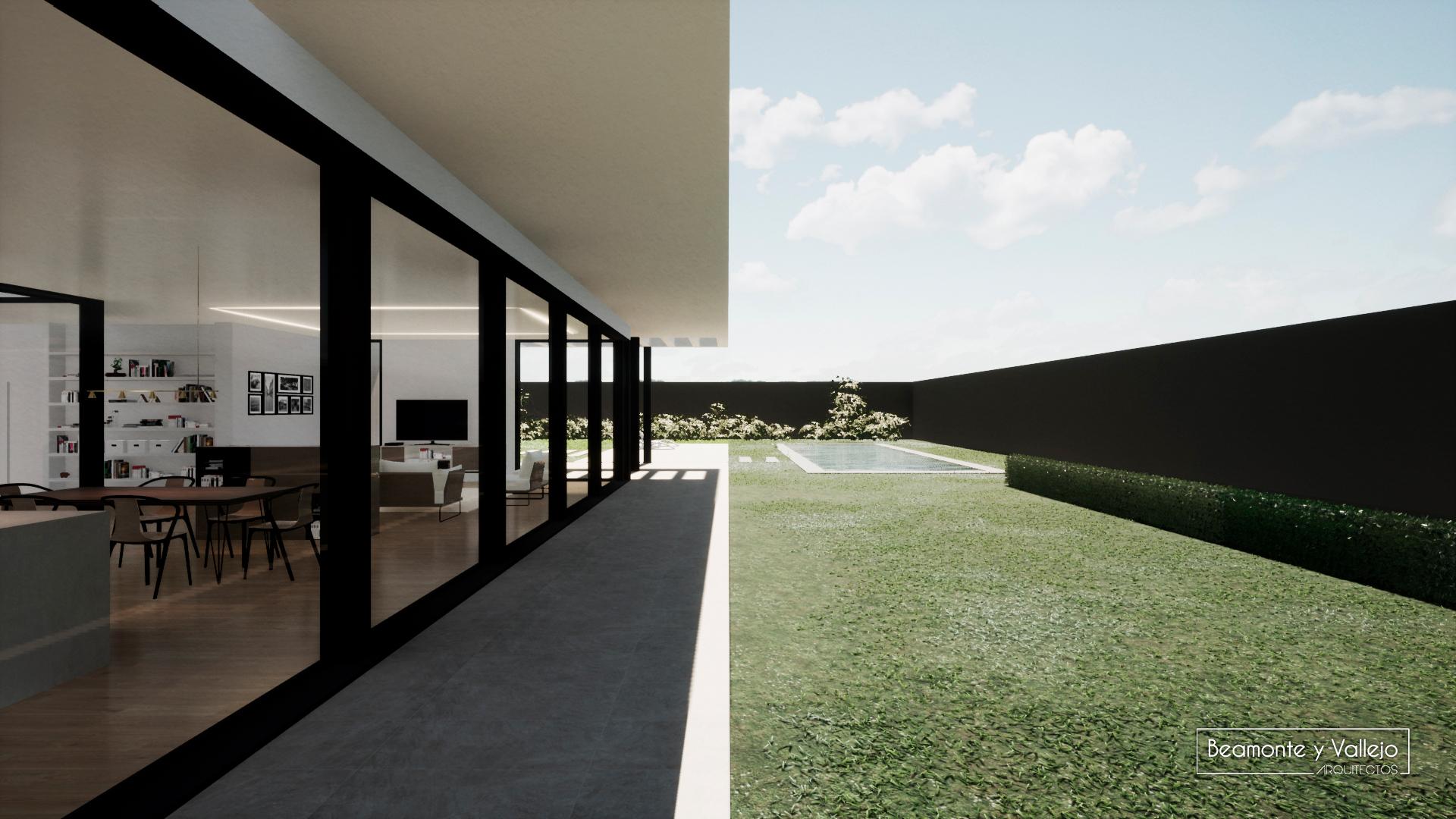 Beamonte y Vallejo Arquitectos - Passivhaus Zorongo I - 6