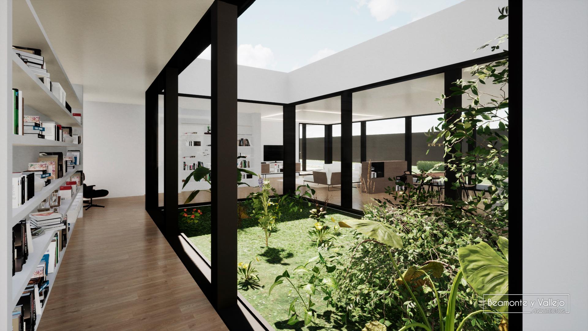 Beamonte y Vallejo Arquitectos - Passivhaus Zorongo I - 7