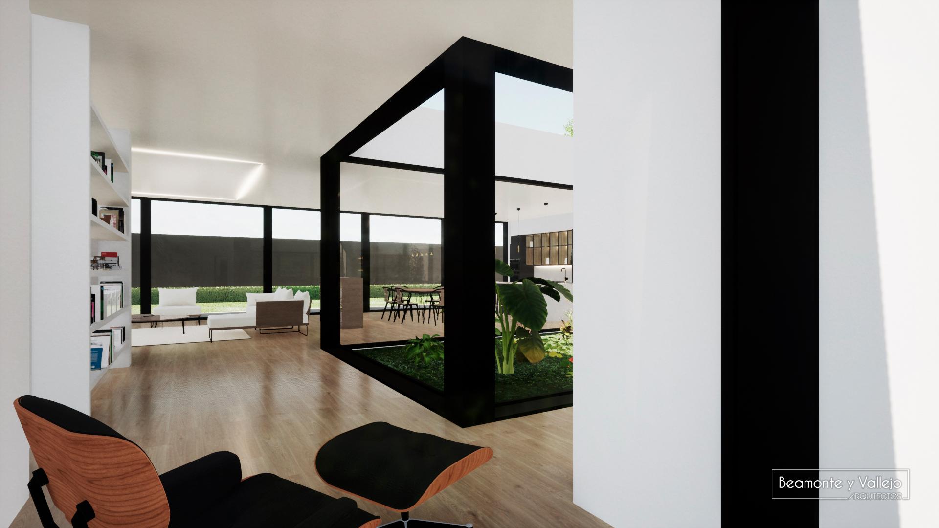 Beamonte y Vallejo Arquitectos - Passivhaus Zorongo I - 8