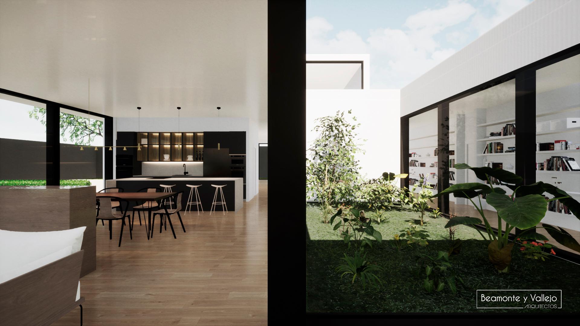 Beamonte y Vallejo Arquitectos - Passivhaus Zorongo I - 9