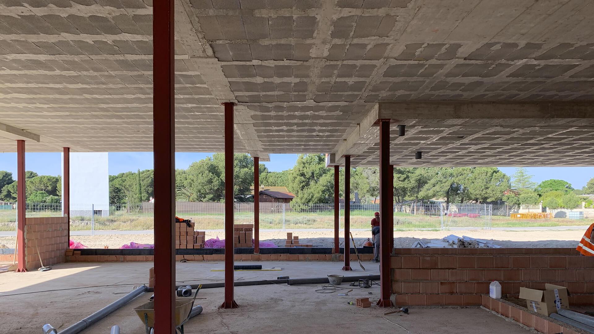 Beamonte y Vallejo Arquitectos - Unifamiliar El Burgo de Ebro 5