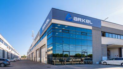 Beamonte y Vallejo arquitectos - Oficinas Arkel - 1