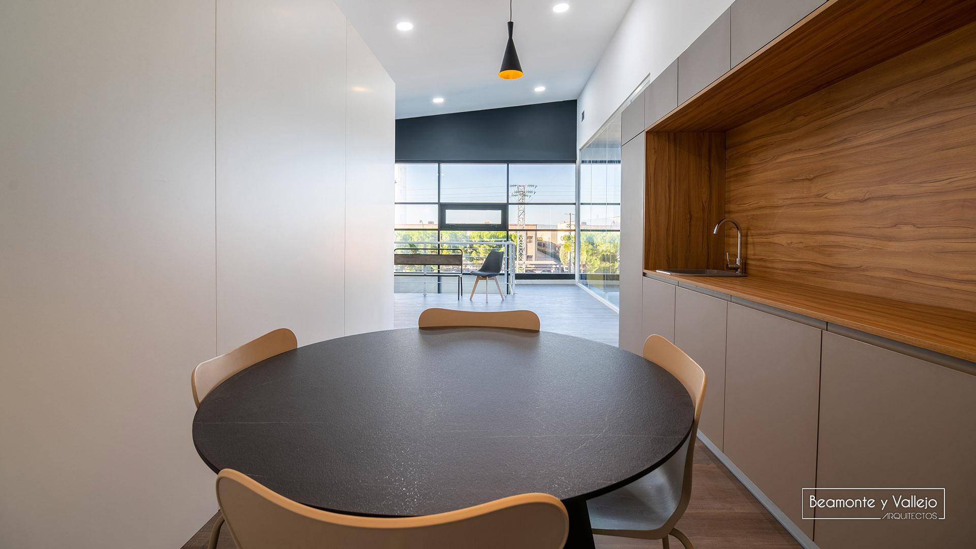 Beamonte y Vallejo arquitectos - Oficinas Arkel - 4