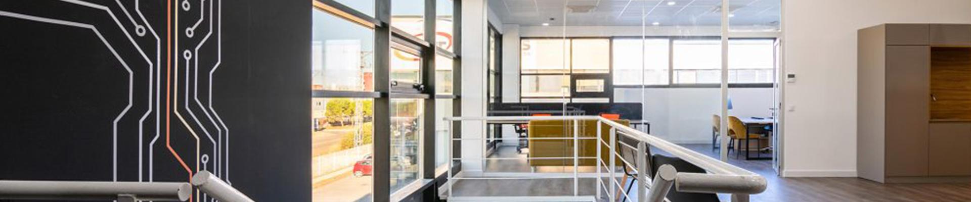 Beamonte y Vallejo arquitectos - Oficinas