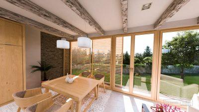 Beamonte y Vallejo arquitectos - Passivhaus Buera - 2