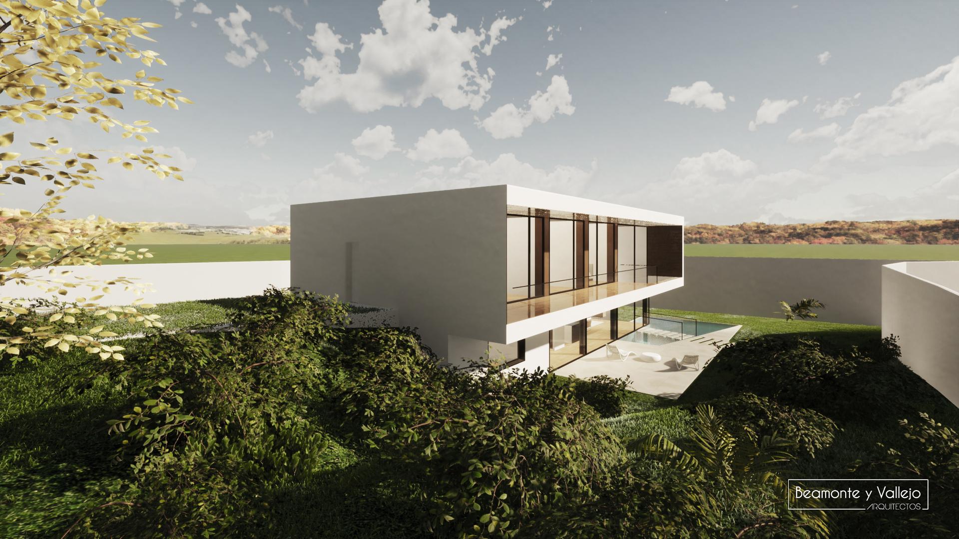 Beamonte y Vallejo arquitectos - Passivhaus, Colonia de San Lamberto (5)