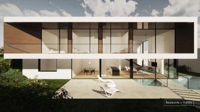 Beamonte y Vallejo arquitectos - Passivhaus, Colonia de San Lamberto (6)