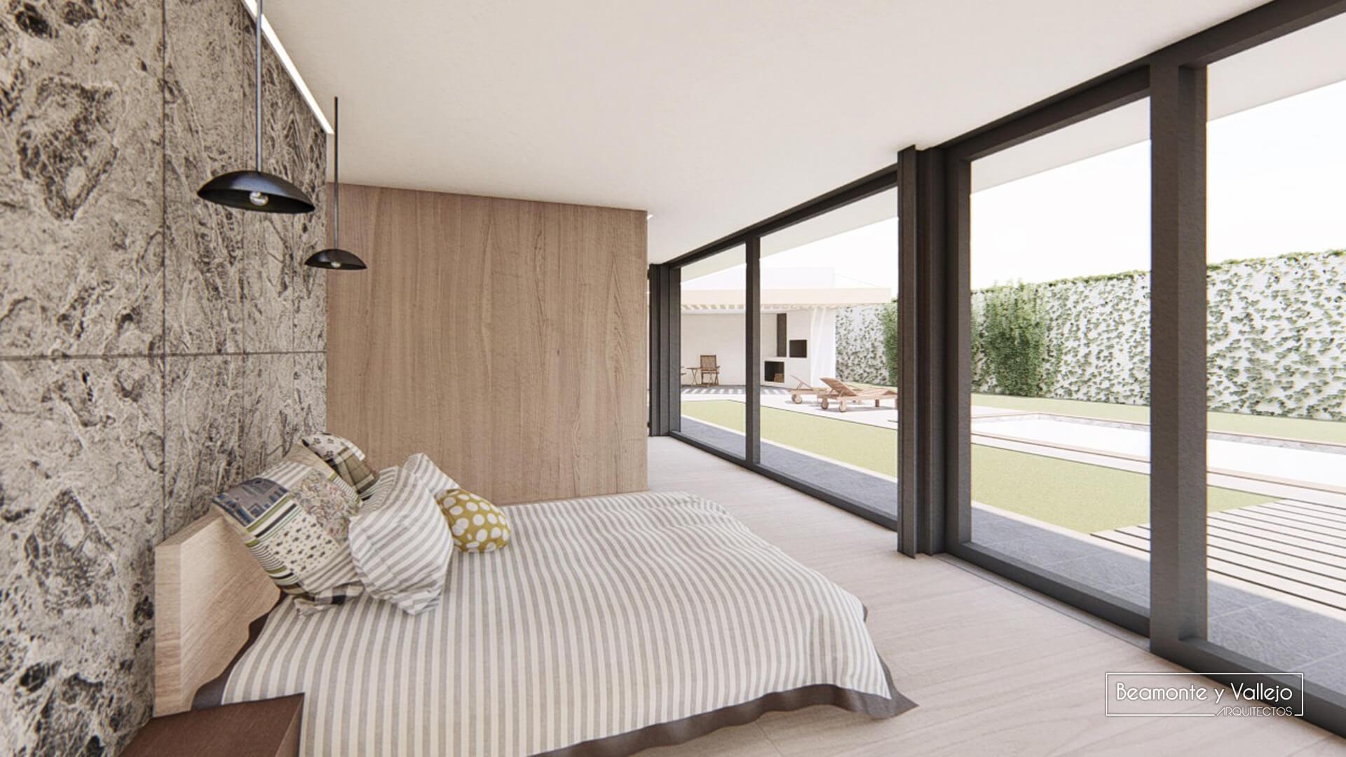 Beamonte y Vallejo arquitectos - Passivhaus Las Lomas 1 - 13