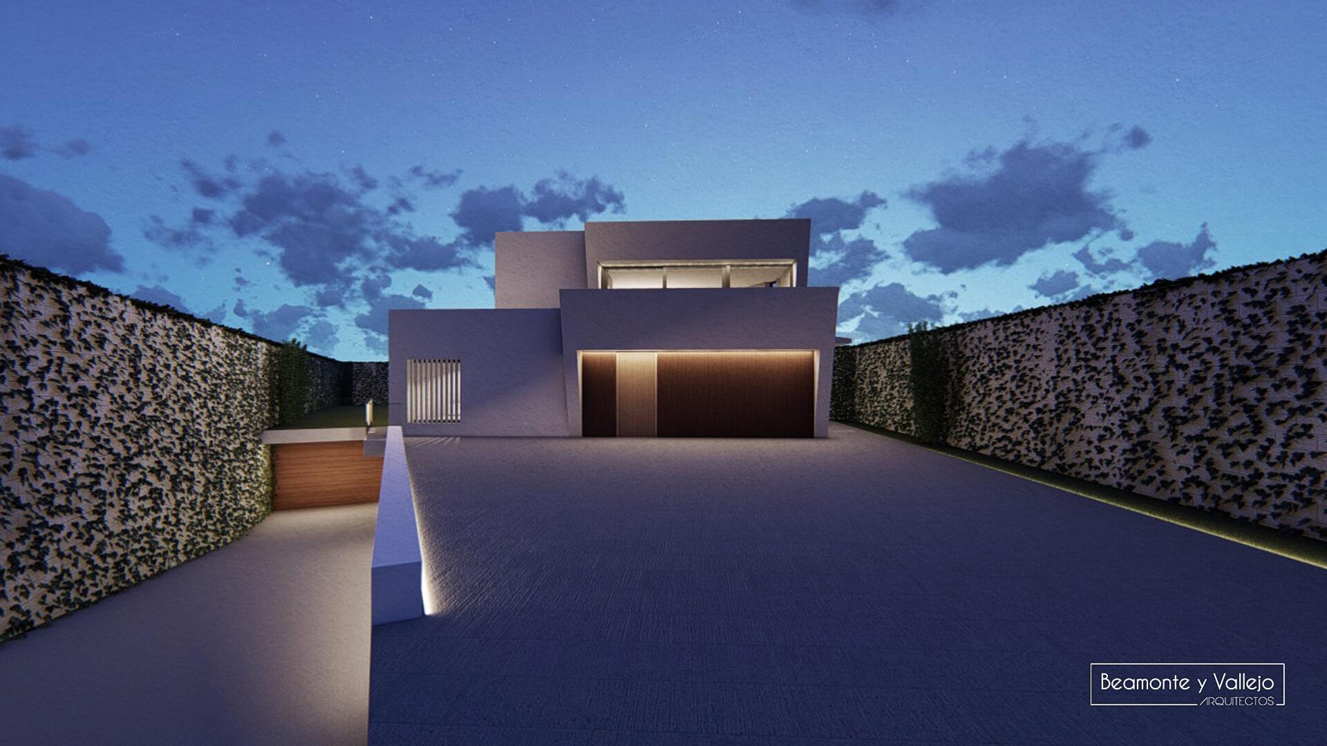 Beamonte y Vallejo arquitectos - Passivhaus Las Lomas 1 - 14