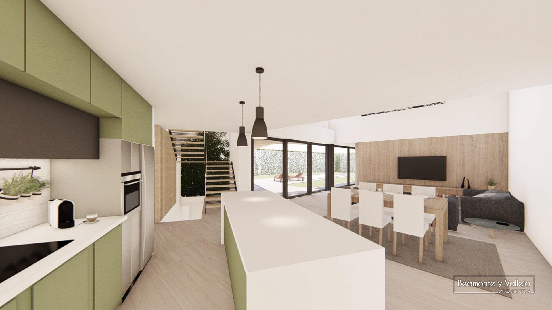 Beamonte y Vallejo arquitectos - Passivhaus Las Lomas 1 - 9