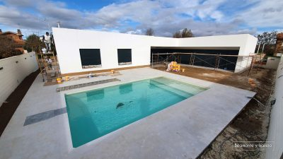 Beamonte y Vallejo arquitectos - Passivhaus, Utebo (1)