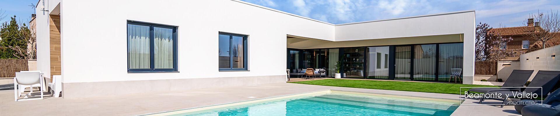 Arquitectos de viviendas passivhaus en Zaragoza