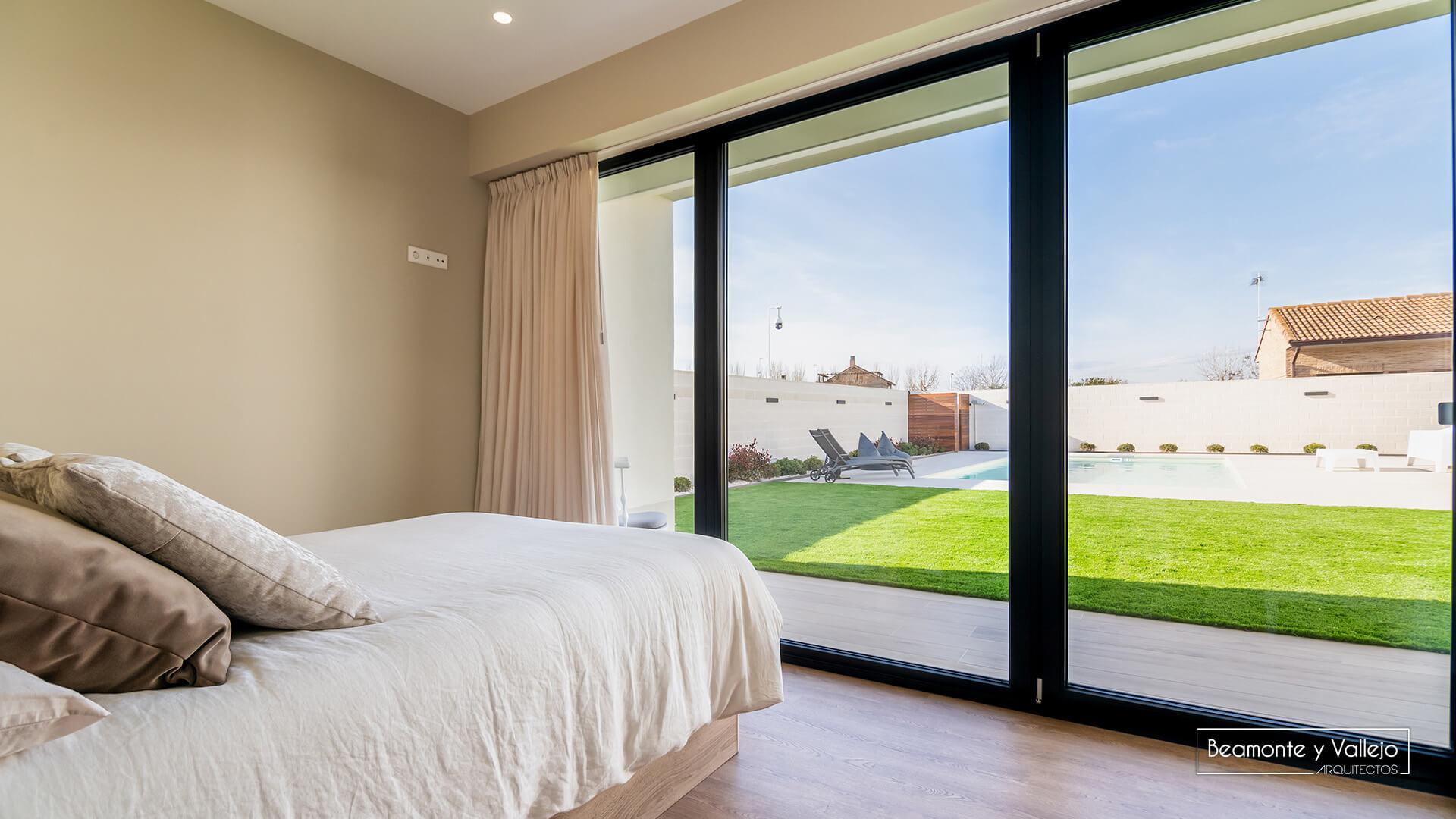 Beamonte y Vallejo arquitectos - Passivhaus Utebo - 18