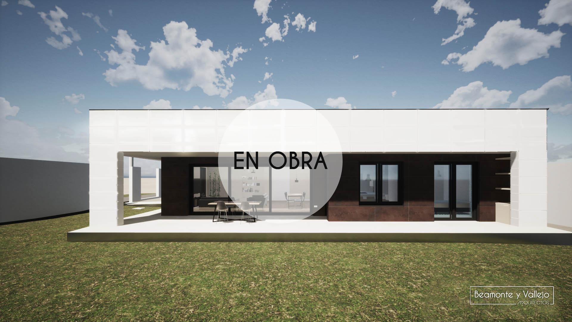 Beamonte y Vallejo Arquitectos - Vivienda Las Lomas II - 1