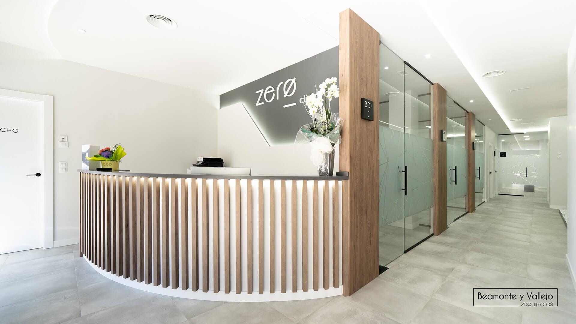 Beamonte y Vallejo arquitectos - Clínica Dental Zero - 1