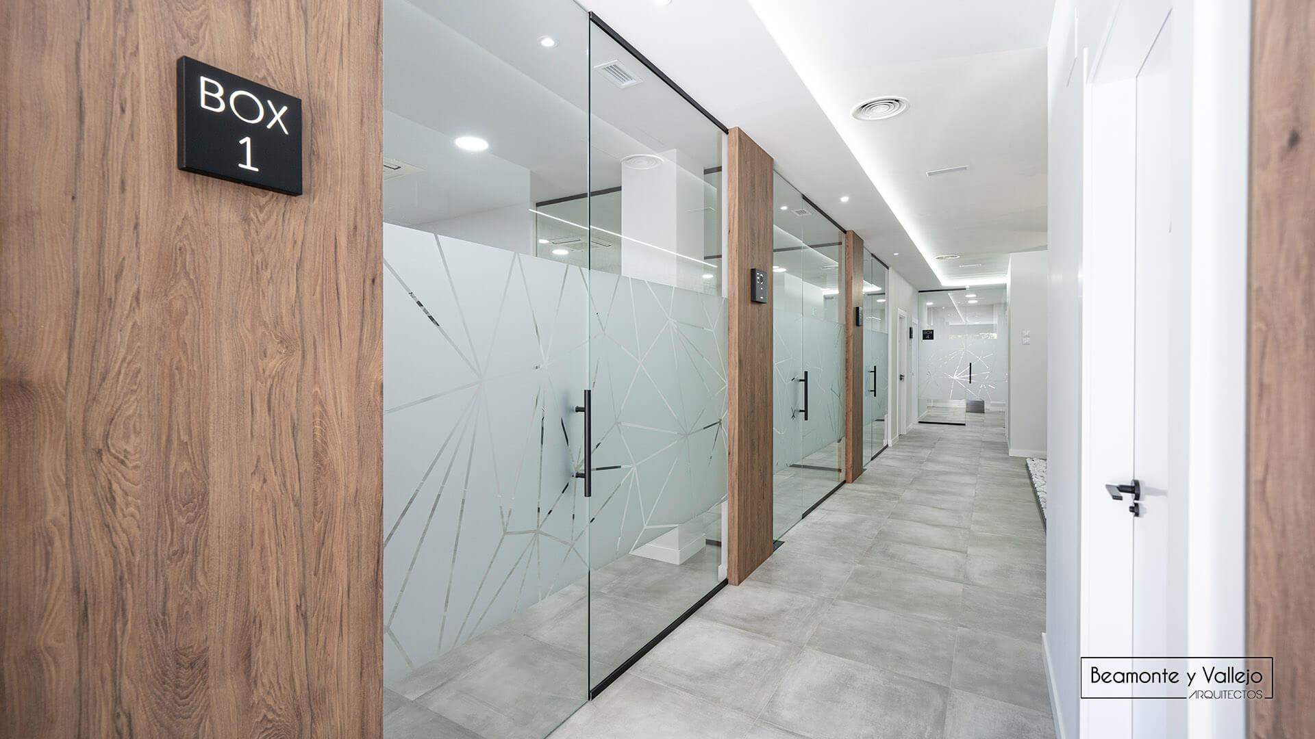 Beamonte y Vallejo arquitectos - Clínica Dental Zero - 2