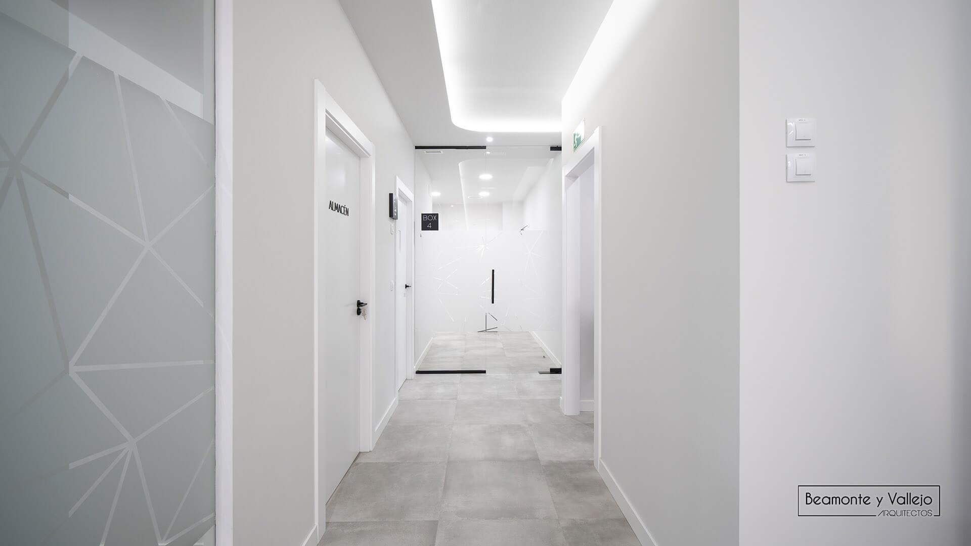 Beamonte y Vallejo arquitectos - Clínica Dental Zero - 4