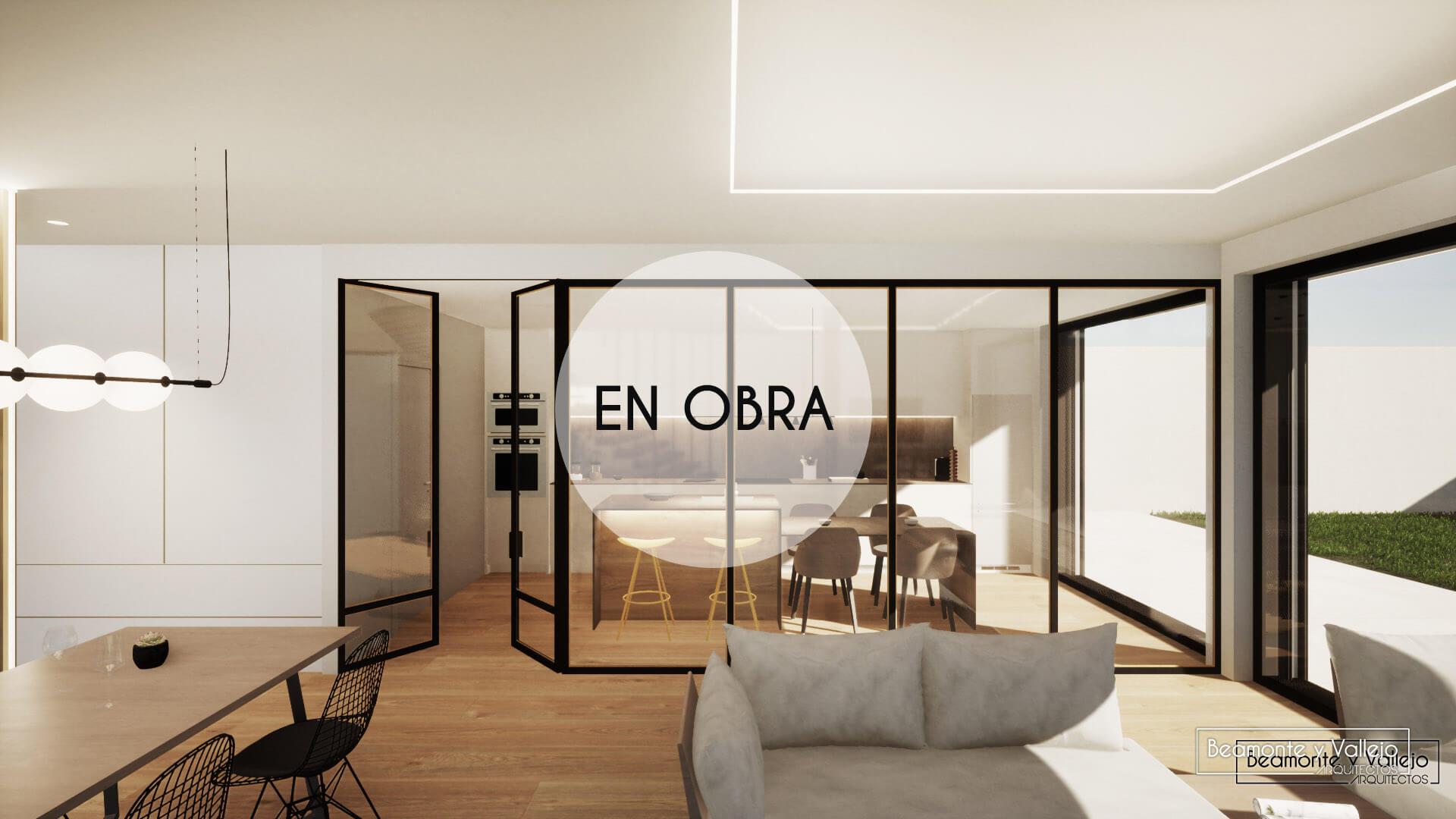 Beamonte y Vallejo arquitectos - Passivhaus Ejea en obra - 4