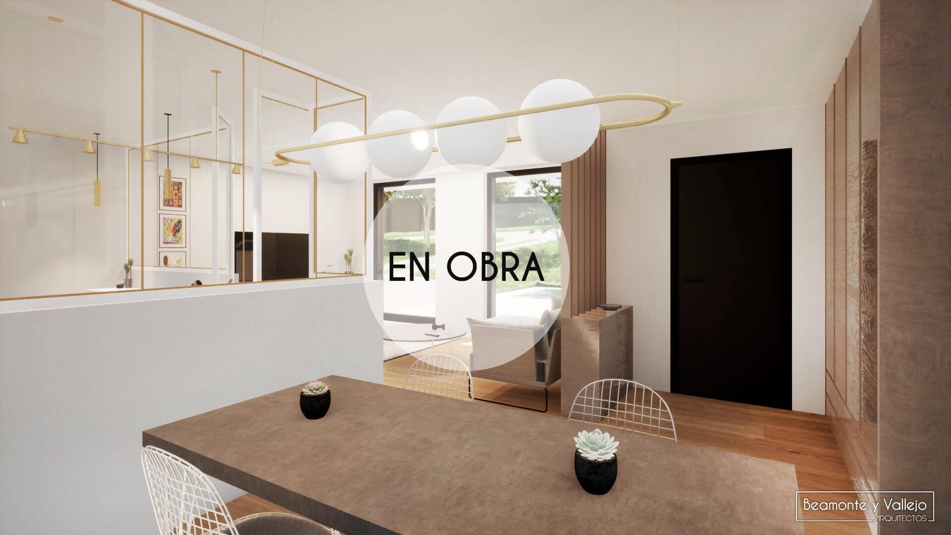 Beamonte y Vallejo arquitectos - Vivienda Jaca en obra - 7